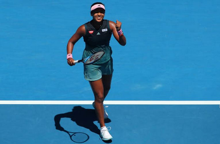 Naomi Osaka si bucuria victoriei la Australian Open 2019