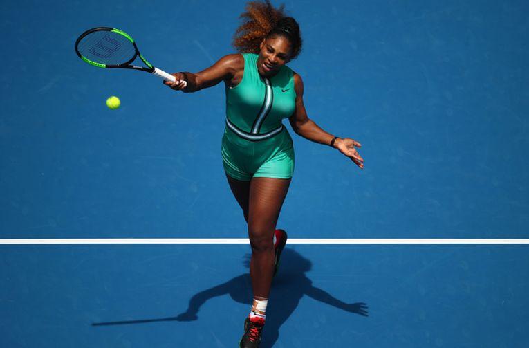 Serena Williams si echipamentul purtat la Australian Open 2019