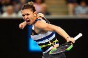 Simona Halep si bucuria victoriei la Australian Open 2019