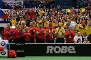Fed Cup Cehia Romania galerie Romania
