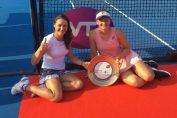 Irina Begu si Monica Niculescu sunt campioane la Openul Thailandei