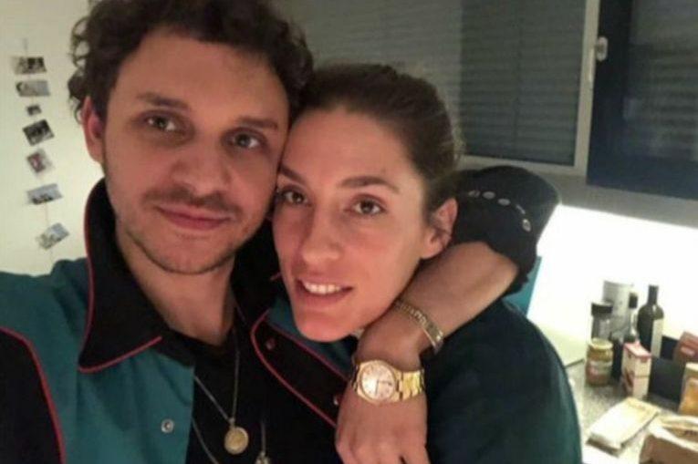 Andrea Petkovic si iubitul ei