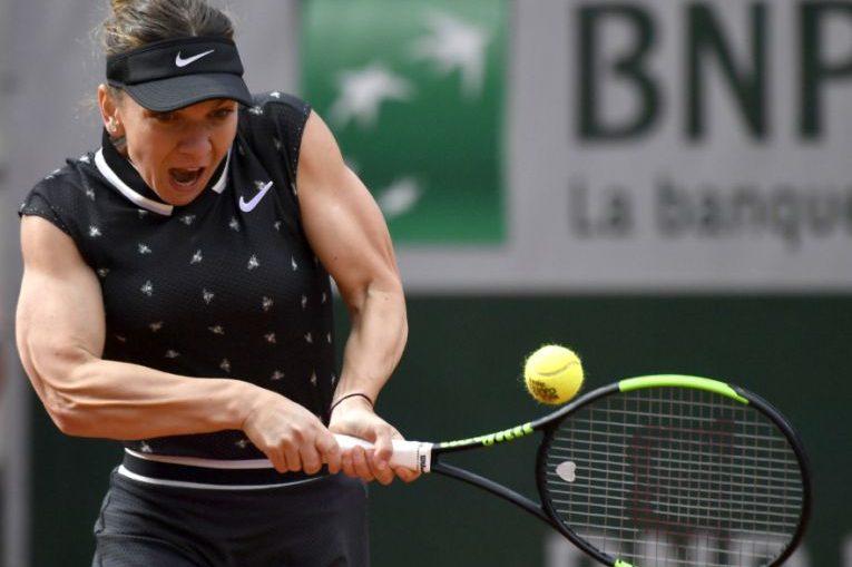 Simona Halep a debutat cu o victorie la Roland Garros 2019