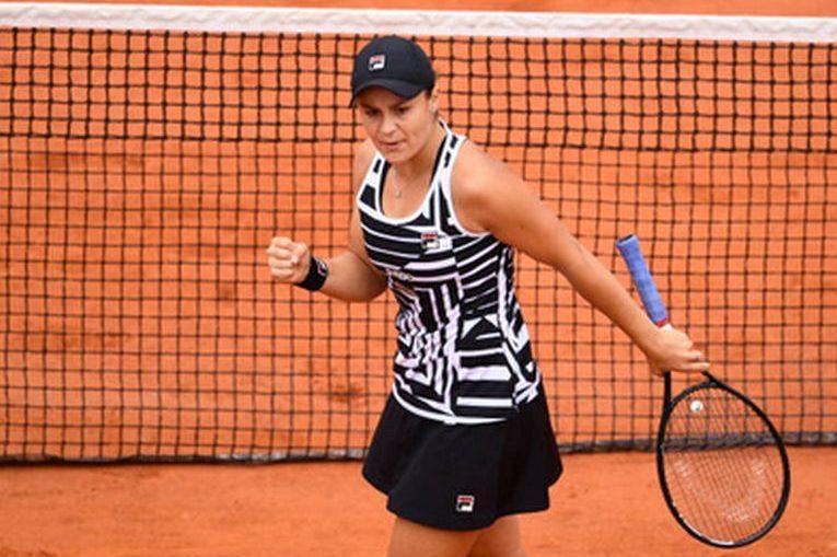 Ashleigh Barty s-a calificat in finala de la Roland Garros 2019