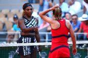 Serena Williams a fost învinsa de Sofia Kenin la Roland Garros 2019