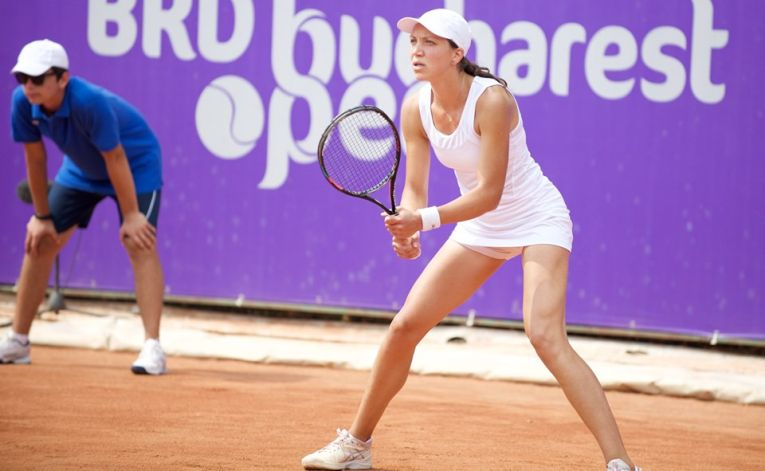 Patricia Țig, la BRD Bucharest Open