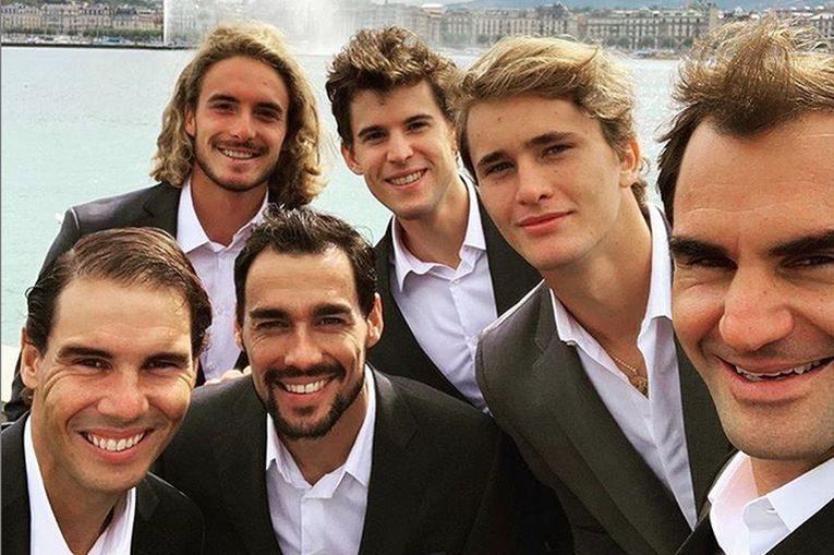 Echipa Europei la Laver Cup 2019, cu Roger Federer si Rafael Nadal în prim plan