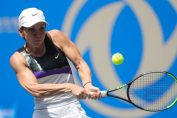 Simona Halep, la Wuhan Open 2019
