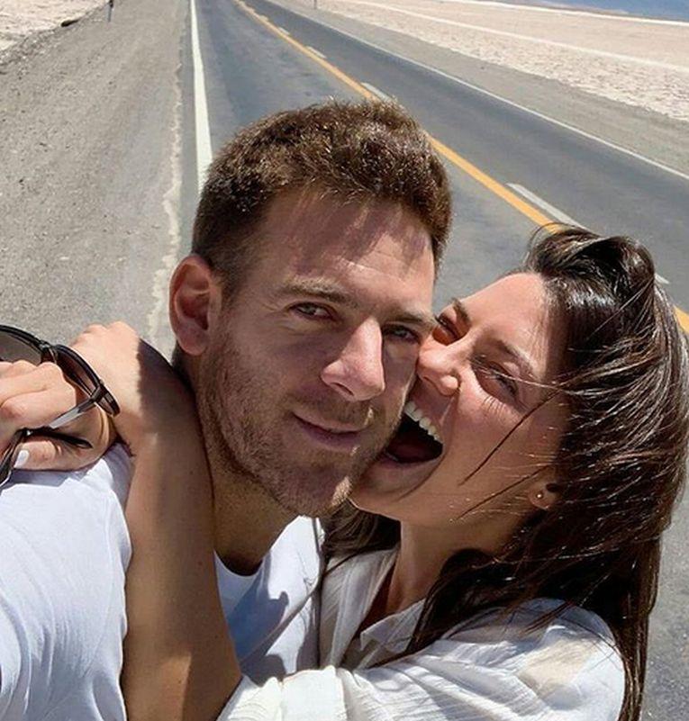 Sofia Jimenez Jujuy si Juan Martin del Potro se simt foarte bine împreună