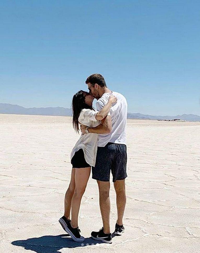O iubire mare cât un deșert intre Sofia Jimenez Jujuy si Juan Martin del Potro