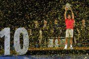 Roger Federer a cucerit al zecelea titlu a Basel și al 103-lea al carierei