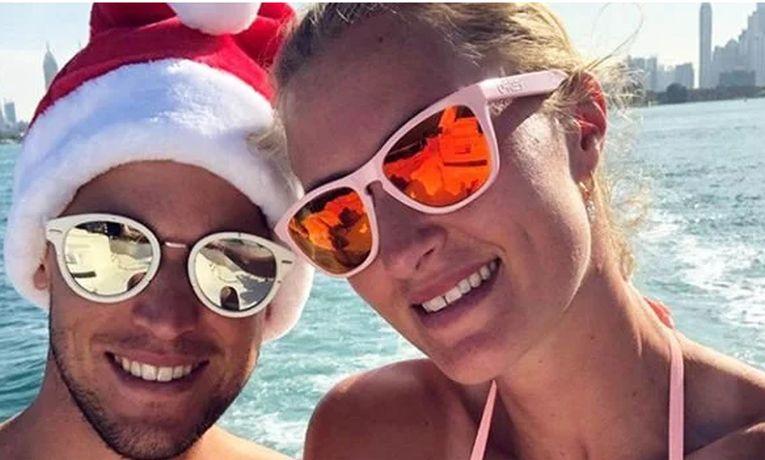 Mladenovic și Thiem au sărbătorit împreună Crăciunul din 2017 și din 2018