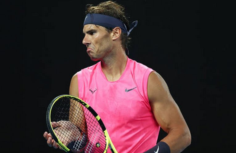 Rafael Nadal își exprimă dezamăgirea după eliminarea din sferturile de finală ale Australian Open 2020