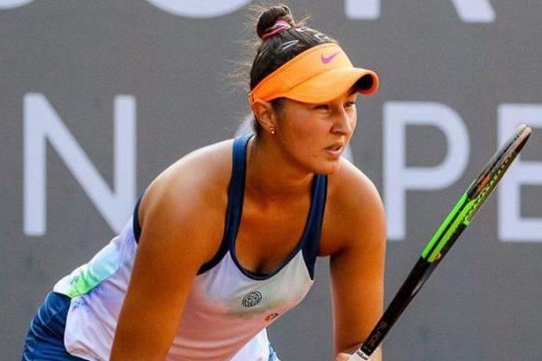 Jucătoare de tenis Ilona Ghioroaie