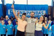 Jaqueline Cristian și Gabriela Ruse, campioane de dublu la Andrezieux-Boutheon