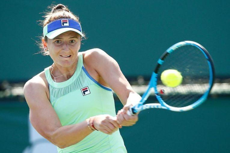 Irina Begu la challenger-ul de la Indian Wells 2020