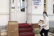 Sorana Cîrstea a donat produse Spitalului Județean de Urgență Târgoviște