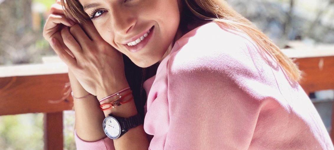 Ana Bogdan nu mai purta inelul de logodnă în fotografia postată la 8 aprilie, pe Instagram