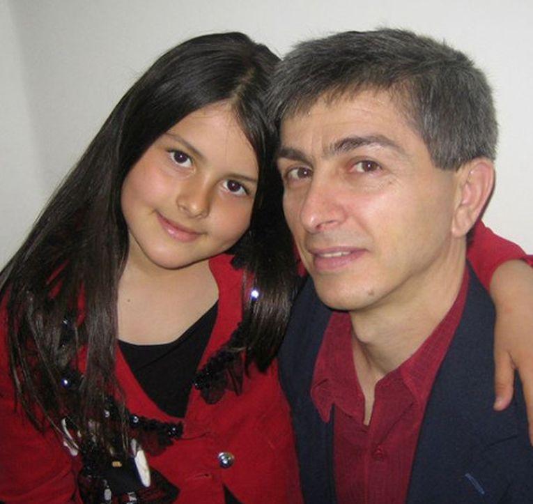 Bianca Andreescu și tatăl ei