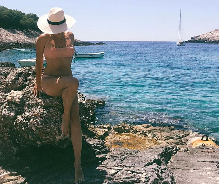 Jelena Jankovic în rol de divă sexy