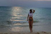 Jelena Jankovic se simte mereu bine pe malul mării