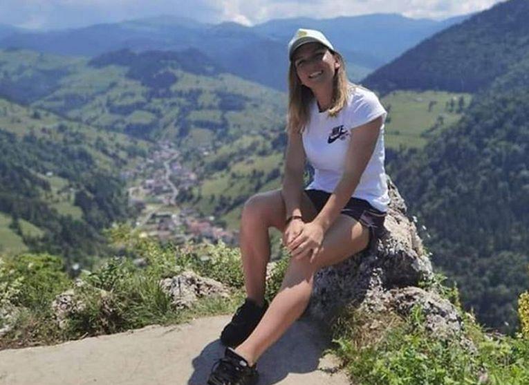 Simona Halep, la Poiana Brașov