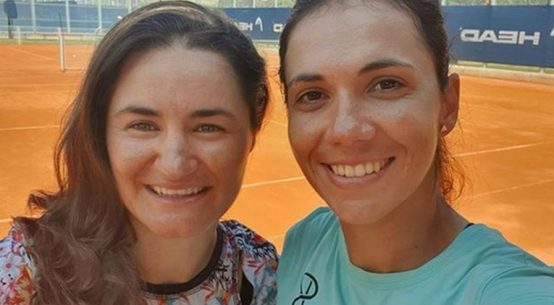 Monica Niculescu si Raluca Olaru