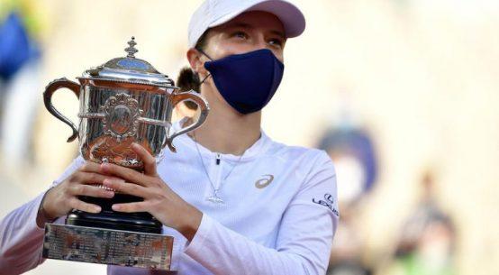 Iga Swiatek este campioană la Roland Garros 2020