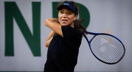 Patricia Țig la Roland Garros