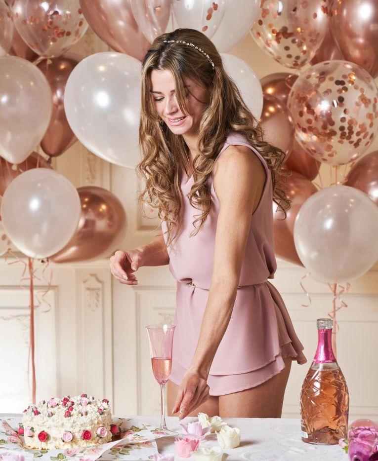 Camila Giorgi a împlinit 29 de ani