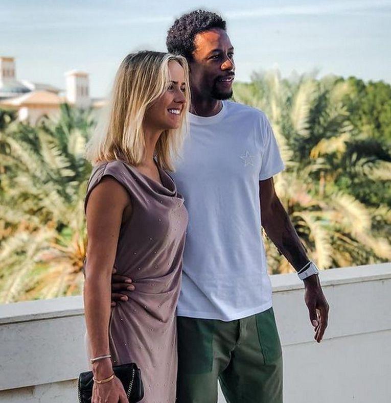 Elina Svitolina și Gael Monfils au fost împreună din 2018 până în februarie 2021