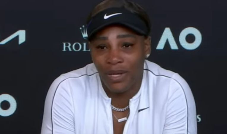 Serena Williams, în lacrimi la Australian Open 2021