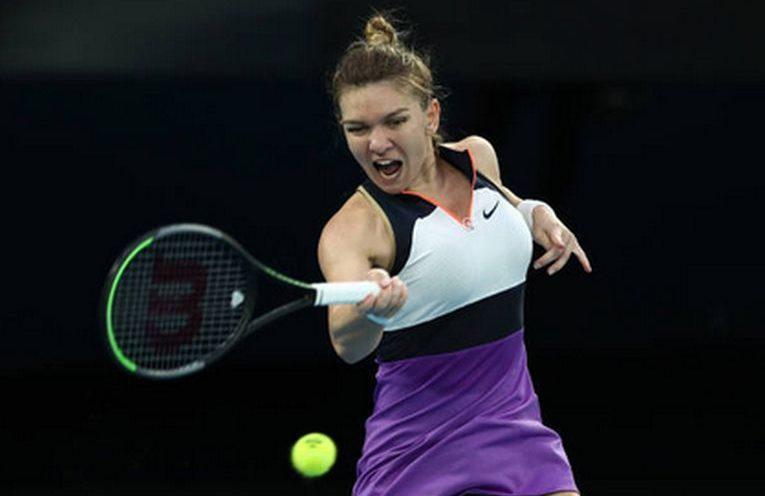 Simona Halep, la Australian Open 2021