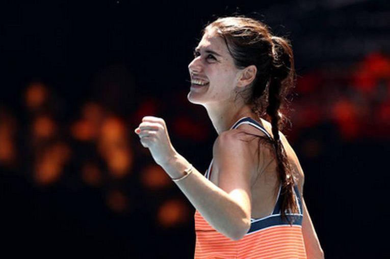 Sorana Cîrstea s-a calificat în turul 3 la Australian Open 2021