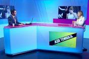 """Simona Halep a participat în premieră din studiou la o emisiune """"Așii tenisuli"""", la Digi Sport"""
