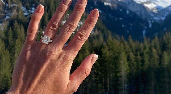 Inelul de logodnă primit de Elina Svitolina de la Gael Monfils
