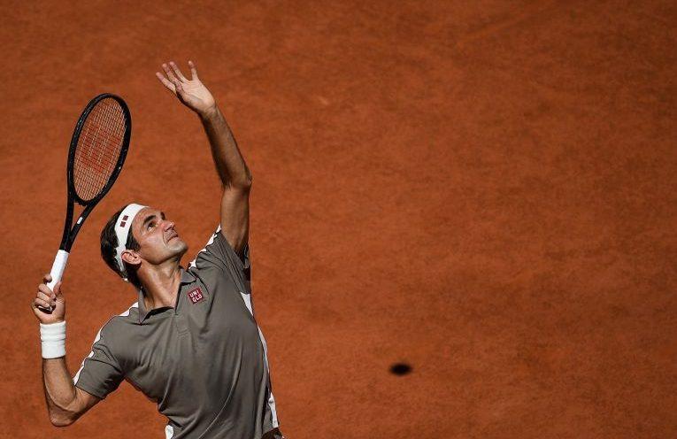 Roger Federer va reveni pe zgură la Geneva