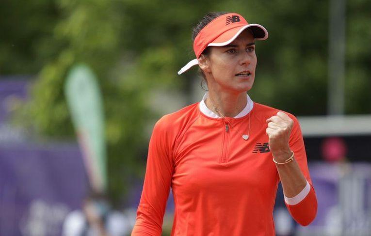 Sorana Cîrstea, după calificarea în finala de la Strasbourg