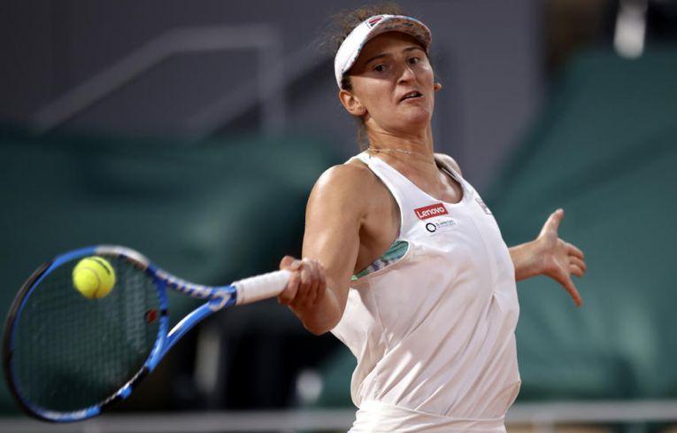 Irina Begu la Roland Garros 2021