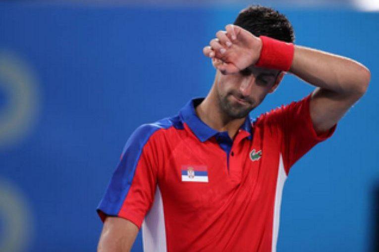 Novak Djokovic a fost eliminat în semifinale la Jocurile Olimpice de la Tokyo