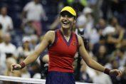 Emma Răducanu e în finala de la US Open