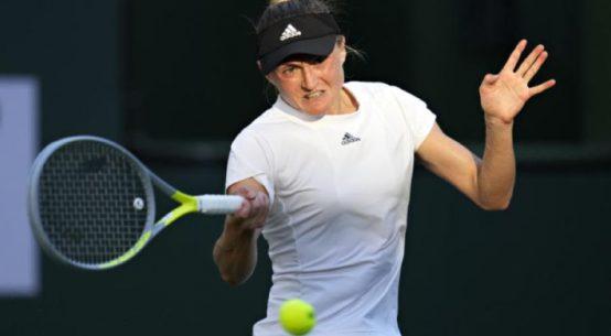 Aliaksandra Sasnovich la Indian Wells 2021