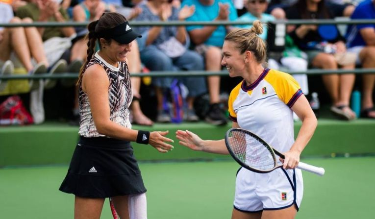 Simona Halep și Gabriela Ruse sunt în turul 2 la Indian Wells