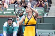 Simona Halep, la Indian Wells 2021