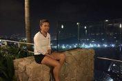 Simona Halep in Singapore