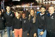 Djokovic bubka loroupe marsul copiilor