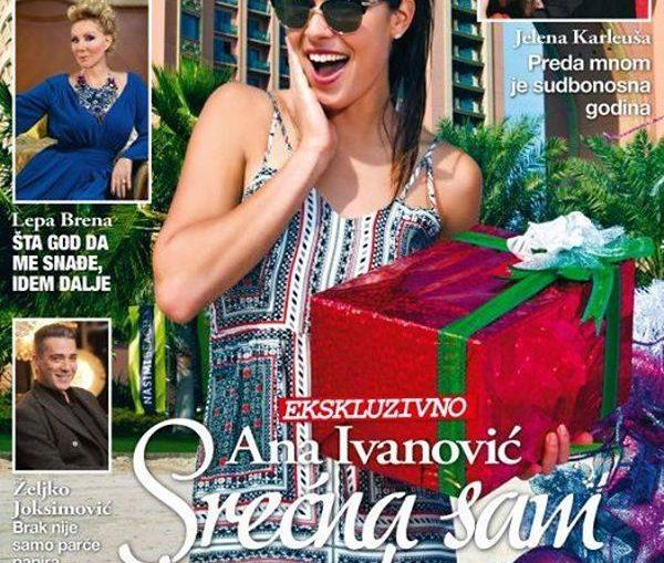 ana ivanovic coperta story serbia