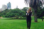 maria sharapova trofeu brisbane parc