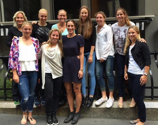 jucatoare germania grup australian open