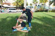 victor hanescu miami antrenament fitness